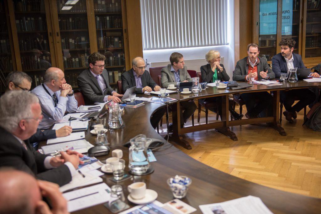 Pan EU Meeting